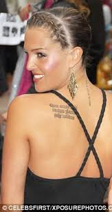 30 beautiful celebrity tattoos