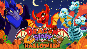 halloween dragon in dragon city dragon story halloween google play store revenue u0026 download