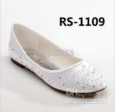 wedding shoes wide width 2015 new diamond shoes sweet bead white wedding shoes