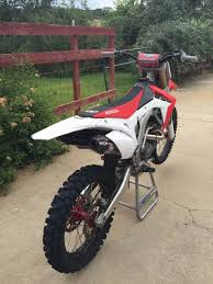 2015 crf 450 project bike exhaust opinions moto related