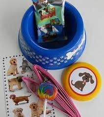 doggie bag dog birthday party event planning