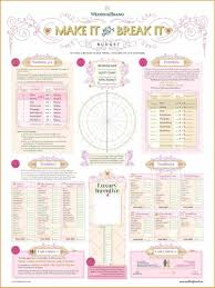 wedding budget template spreadsheet the specialists things to template invoice exle