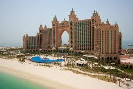 dubai atlantis hotel area the palm jumeirah hd 2013 youtube