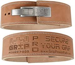 Handmade Belts And Buckles - lever buckle weightlifting belt real genuine leather