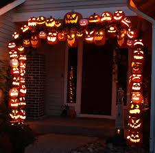 light up pumpkins for halloween don morin 2011 halloween pumpkin arch construction