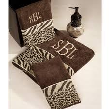 leopard bathroom decor design ideas decors image of leopard bathroom decor set