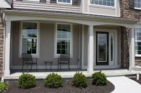 posts and columns for front porch inspiring front porch design