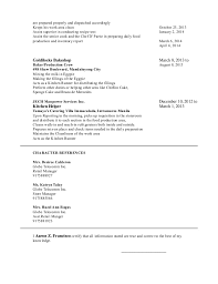 Sample Resume For Kitchen Helper by My Resume Updated 1