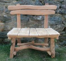 Rustic Oak Bench Rustic Furniture Outdoor Rustic Outdoor Benches Wood Patio Bench