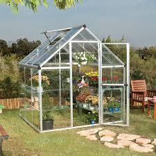 Palram Harmony 6 X 8 Plastic Panes Greenhouses U2013 Next Day Delivery Plastic Panes