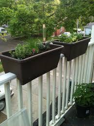 porch rail planters 25 beautiful deck railing ideas on pinterest 3