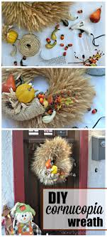 wow guests with these easy diy thanksgiving door decorations a