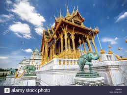 the ananta samakhom throne hall in thai royal dusit palace and