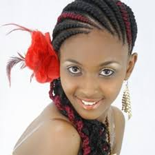 ghanaian hairstyles curled ghana braid hairstyle braid styles pinterest ghana