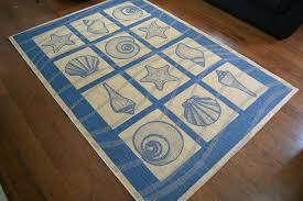 nautical area rug for nursery best coastal rugs and beach