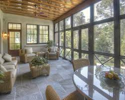 Screened In Porch Decor 170 Best Screened In Deck Sunroom Images On Pinterest Porch