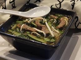 cuisine asiatique boeuf recette soupe de bœuf à l asiatique cuisine asiatique et recette