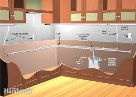 led kitchen lighting ideas installing cabinet led lighting lightings and ls ideas