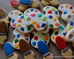 Decorated Gourmet Cookies Sugar Cookies Etsy