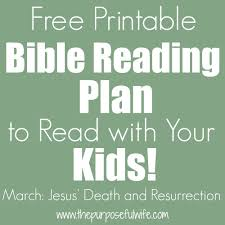 the purposeful wife a bible reading plan for little ones march