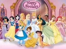 Princess Birthday Meme - happy birthday disney princess style youtube