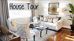 house tour 2016 interior design youtube