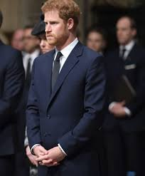 Prince Harry by Prince Harry Denied Permission To Marry Meghan Markle By The