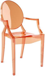 kartell louis ghost chair neenas lighting
