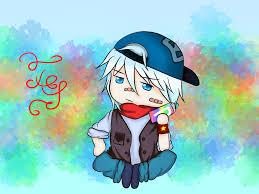 anime chibi boy by feliscatusscotland on deviantart