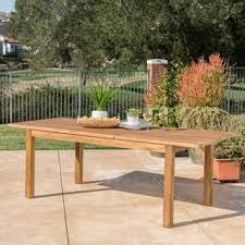 Expandable Patio Table Outdoor Dining Tables For Less Overstock