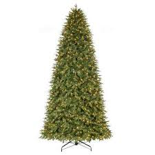 prelit artificial tree 12 15 the home depot