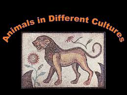multicultural for animals in different cultures