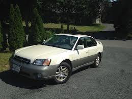 wrecked subaru outback new member new car 2002 subaru legacy outback sedan subaru