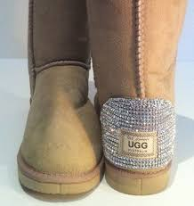 ugg sale jean talon ugg boots featuring swarovski crystals yes these are