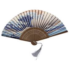 japanese fans for sale japanese handheld folding fan with traditional japanese ukiyo e art