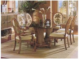Rattan Dining Table And Chairs Furniture Interesting Rattan Furniture By Braxton Culler With