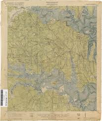 St Augustine Map Florida Historical Topographic Maps Perry Castañeda Map