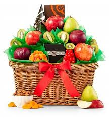 miami gifts delivered by gifttree five fruit gourmet gift basket