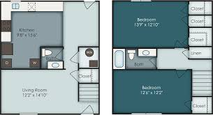 floor plans of bray u0026 winfred rd apts i in gloucester point va