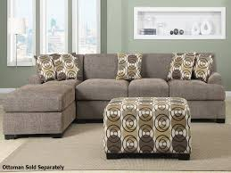 furnitures sectional sofas best of poundex montreal iii f7448