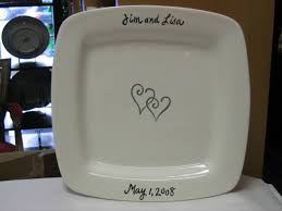 wedding guest book platter 128 best wedding guestbook signature platter pottery images on