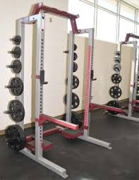 Weight Bench With Spotter Free Weights