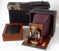 chambre photographique chambre photographique 9x12 century obturateur à pompes