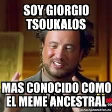 Ancient Aliens Giorgio Meme - giorgio tsoukalos meme generator tsoukalos best of the funny meme