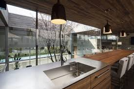 JapaneseInspired Kitchens Focused On Minimalism - Japanese modern interior design