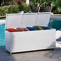 Patio Cushion Storage Bin by Patio Cushion Storage Improvements Catalog