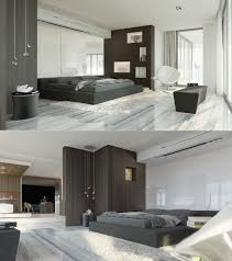 luxury bedroom design with extraordinary and contemporary decor