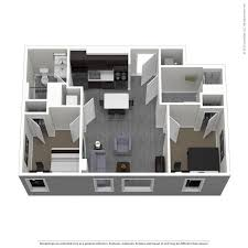 Floor Plan Web App Nine East 33rd Student Living