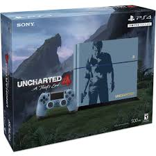 best ps4 console only deals black friday 2016 playstation 4 limited edition uncharted 4 console bundle ps4