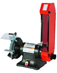 combination finishing machines belt u0026 bench grinder combo